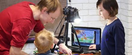 В России снимут мультсериал для детей о нацпроекте «Культура»