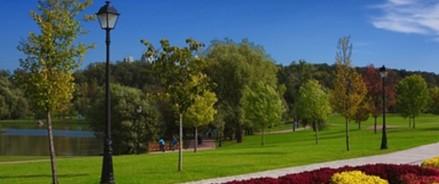 В Зеленоградске благоустроят городской парк