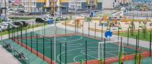 В поселении Кленовское ТиНАО Москвы построят 8 детских и спортивных площадок