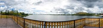Вдоль Тагильского пруда построят террасу