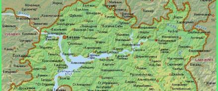Зоны охраны памятников истории появились на геопортале Татарстана
