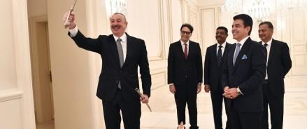 Делегация ИСЕСКО посетила Азербайджан