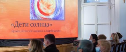 Маргарита Каратыгина: азербайджанские мелодии согрели души россиян