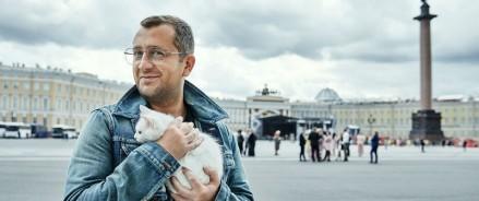 Борис Пиотровский поможет котикам найти новый дом и работу