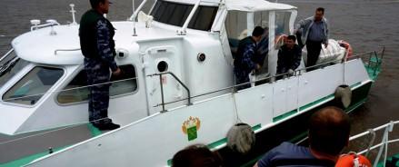 Хабаровская таможня обзаведется двумя новыми патрульными судами
