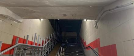 Московские активисты ОНФ добились ремонта пешеходного перехода на станции Матвеевская