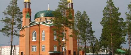 Около Соборной мечети в Муравленко появится площадь Дружбы
