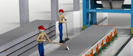 Первый ДСК запускает новые мощности для производства железобетонных изделий в Москве