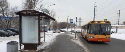 При содействии активистов ОНФ в Москве по просьбам жителей обустроили два павильона ожидания общественного транспорта