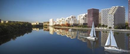 «Ривер Парк»:Где лучше жить – внутри или за ТТК