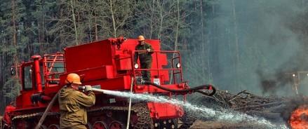 Тында получит бульдозер за 20 млн рублей для борьбы с лесными пожарами