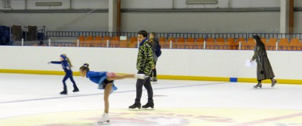 В Перми реконструируют ледовую арену ДЮЦ «Здоровье»