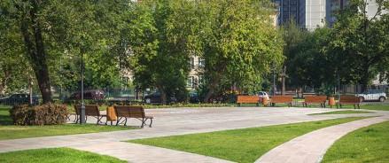 ГК ФСК возведет в СЗАО парк площадью 1,5 га