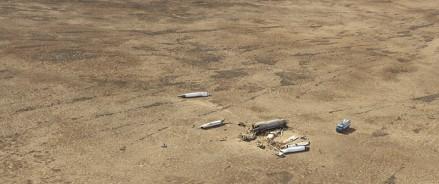 Географы МГУ научились оценивать масштабы степных пожаров по спутниковым снимкам