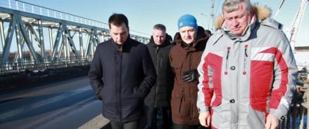 Глава Поморья лично инспектирует строительство новых школ по нацпроектам