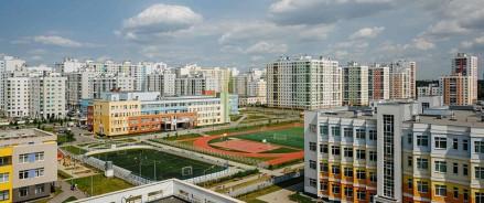 Госпрограмма «Стимул» позволит построить в Академическом районе Екатеринбурга новые школы и дороги
