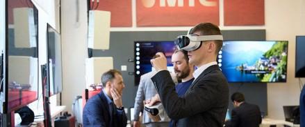 МТС открыла Центр 5G в Санкт-Петербурге
