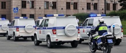 МВД России закупит автомобили на 350 млн рублей