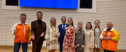Московские активисты ОНФ провели ряд мероприятий, посвященных годовщине акции #МыВместе