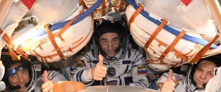 На малой родине побывал первый космонавт Архангельской области Иван Вагнер