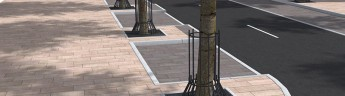 На улице Коммунистической в Сыктывкаре благоустроят пешеходную зону