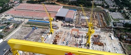 На заводе «Звезда» в Большом Камне построят Центр профподготовки