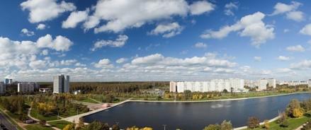 Обустройство парка «Гольяново» начнется в апреле