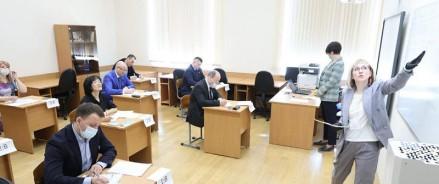 «Петербургский дневник» принял участие во всероссийской акции «День сдачи ЕГЭ родителями»