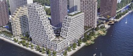 «Ривер Парк» – финалист Архитектурной премии Москвы