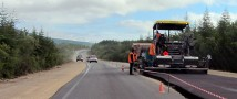 Строительство автомобильной дороги на Чукотке продолжается