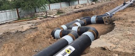 В Иркутской области ожидается реконструкция магистральной теплосети
