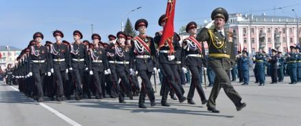 В Перми уже начали подготовку к параду Победы