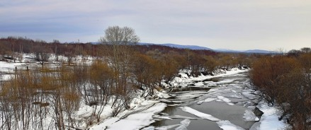 В Поморье готовятся к весеннему ледоходу и паводку