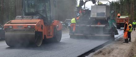 В Поморье начался масштабный ремонт дорог