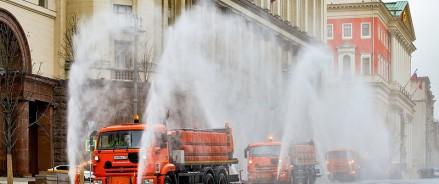 В столице Татарстана установили видеодатчики для контроля за уборочной техникой