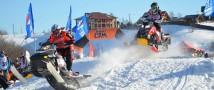Всероссийский фестиваль зимнего мотоспорта «Snow Поморье» открылся в Архангельской области