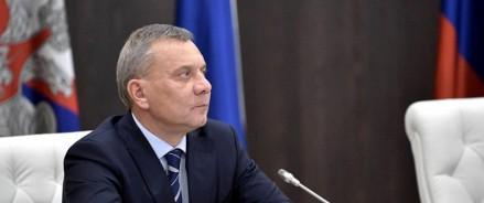 Юрий Борисов: наша цель – уйти от доминирования импорта