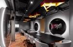 Архитектурная студия IND architects спроектировала офис в марсианском стиле для Alfa Digital