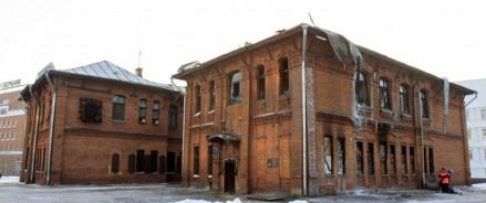 В Барнауле реконструируют здание бывшего Дома афганцев за 174 млн рублей