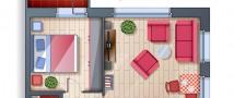 «Метриум»: Доля трехкомнатных квартир в массовых новостройках достигла трёхлетнего минимума