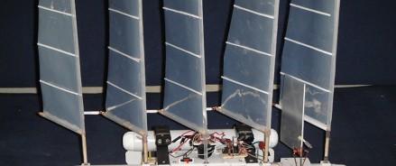 Географы МГУ получили патент на изобретение «Парусная энергетическая установка»