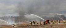 На большей части Красноярского края вводят особый противопожарный режим