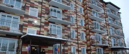 В Красноярском крае новоселье справят 4 тысячи жителей аварийных домов