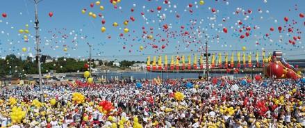 Массовые мероприятия в Архангельской области во время майских праздников пройдут онлайн