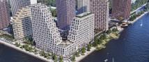 «Метриум»: Инвесторы скупают жилье у воды