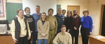 Московские студенты получают навыки оказания первой помощи в рамках проекта «Скорая в пути»