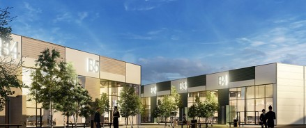Первая очередь универсального бизнес-парка в Коммунарке будет построена до конца 2021 года