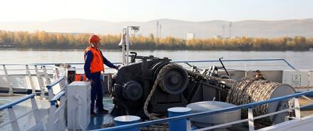 Первое прогулочное пассажирское судно на электротяге появится на Енисее уже в следующем году