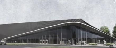 По проекту бюро «Крупный план» построят крытый каток в Истре