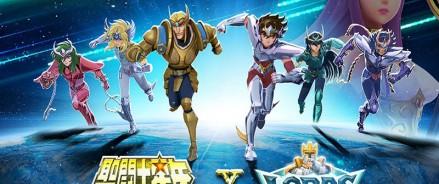 Разработчики игры Lords Mobile объявили о грядущей коллаборации с аниме Saint Seiya